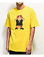 Grizzly Lil Redd Yellow T-Shirt