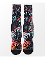 HUF Plantlife Outdoor Lava Crew Socks