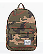 Herschel Classic XL Woodland Camo Backpack