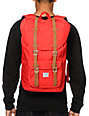 Herschel Supply Co. Little America Red Backpack