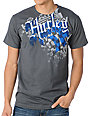 Hurley Conscript Grey T-Shirt