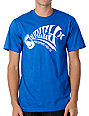Hurley Horror Blue T-Shirt