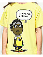 Hypnotize Biggie Smalls Dream Yellow T-Shirt