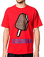 ICECREAM Pop Bar Red T-Shirt