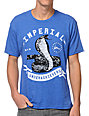Imperial Motion Cobra Heather Blue T-Shirt