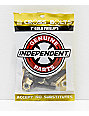 "Independent Gold Crossbolts 1"" Skateboard Hardware"