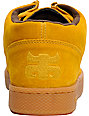 Ipath Cats Golden Yellow Suede Shoes