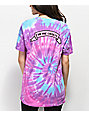 JV by Jac Vanek I'm The Coolest camiseta con efecto tie dye