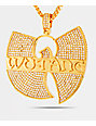 King Ice x Wu-Tang Pendant Necklace
