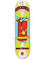 "Krooked Cromer Bird Bat 8.06""  Skateboard Deck"