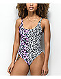 Kulani Kinis 101 Leopards One Piece Swimsuit