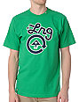 LRG CC One Kelly Green T-Shirt