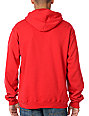 LRG Explore Red Pullover Hoodie