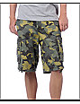 LRG Grass Roots Camouflage Cargo Shorts