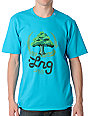 LRG Here We Grow Again Turqoise T-Shirt