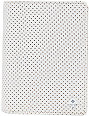 LRG Money Bags Perforated White Wallet