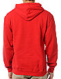 LRG Resolutionary Thinking Red Pullover Hoodie