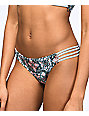 Malibu Star Gazer Light Blue Cheeky Hipster Bikini Bottom