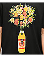 Meet Here For Beers 40 oz Of Beauty camiseta negra
