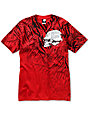 Metal Mulisha Boys Covered Red T-Shirt