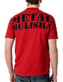 Metal Mulisha Disappear Red T-Shirt