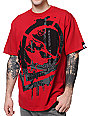 Metal Mulisha Disarm Red T-Shirt