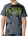 Metal Mulisha Mens Deep Charcoal T-Shirt