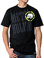 Metal Mulisha Mens Glimpse Black T-Shirt