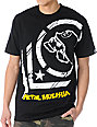Metal Mulisha Punctured Black T-Shirt