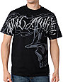 Metal Mulisha Robber Black T-Shirt
