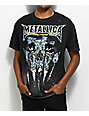 Metallica Skull Black T-Shirt