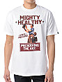 Mighty Healthy Preserve White T-Shirt