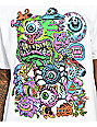 Mishka Cyco Collage White T-Shirt