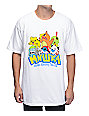 Mishka Gotta Destroy Em All White T-Shirt