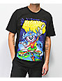 Mishka The Martian camiseta negra