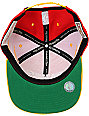 NBA Mitchell and Ness Atlanta Hawks Diamond Snapback Hat