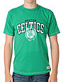 NBA Mitchell and Ness Boston Celtics Arch Green T-Shirt