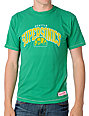 NBA Mitchell and Ness Seattle Supersonics ArchGreen T-Shirt