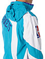 NBA Mitchell and Ness Vintage Charlotte Hornets Windbreaker
