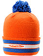 NFL Mitchell and Ness Denver Broncos Pom Beanie