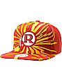 NFL Mitchell and Ness Redskins Earthquake Snapback Hat