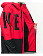 Neff Daily Red & Black 10K Softshell Jacket