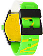 Neff Daily Wild Lime Green Watch
