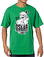 Neff Grouch Green T-Shirt