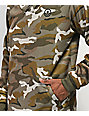 Neff Hero Shredder Camo 10K Softshell Jacket