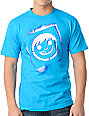 Neff Stencil Turquoise T-Shirt