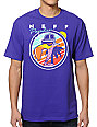 Neff Sunbird Purple T-Shirt