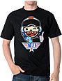 Neff Top Gunner Black T-Shirt