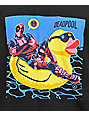 Neff x Marvel Ducky Shades Black T-Shirt