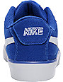 Nike 6.0 Mavrk Canvas Royal & Wolf Grey Shoes